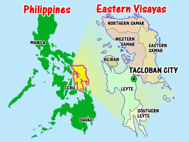 Samar Philippines Tourism