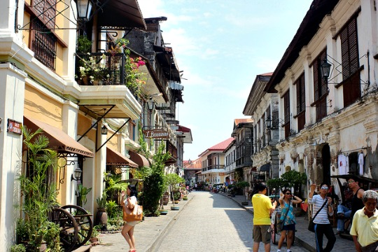 Well-Preserved Vigan Heritage is also Model for Community Efforts