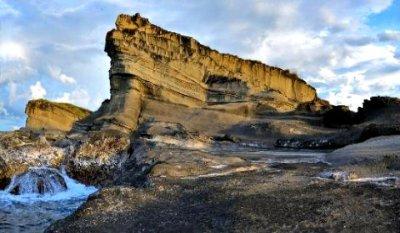 Biri Rock Formation in Northern Samar