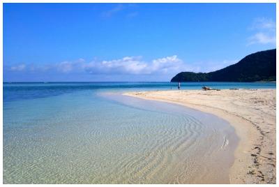 Anguib Beach, Sta. Ana, Cagayan Province, Philippines
