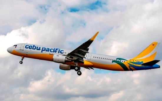 Cebu Pacific Welcomes New A321ceo