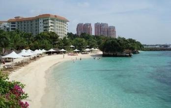 Shangri La Cebu Mactan Island Resort and Spa