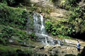 Arosip Eco-Trail -La Union Town, Home to Rare Waterfalls