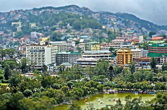 Baguio City, Cordillera Philippines