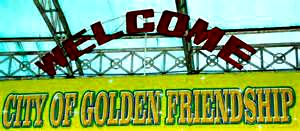 "Cagayan de Oro Golden Mermaid Statue Unveiled"" title="