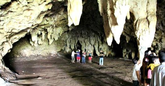 Capisaan Cave System in Nueva Vizcaya