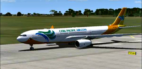 Cebu Pacific Takes Delivery of its First A330-300