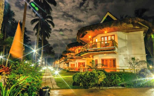 Daluyon Beach and Mountain Resort: An 'Asean Green Hotel' Puerto Princesa