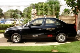 Davao Car for Hire - The City's Black Taxis
