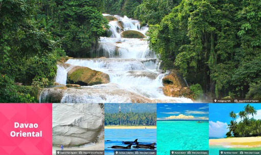 Davao Oriental Tourism Sites