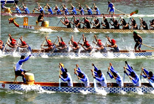 Cebu Hopes to Become Dragon Boat Hub, Hosts Int'l Race in April