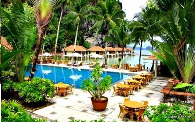 Pangulasian Island Resort - El Nido Palawan