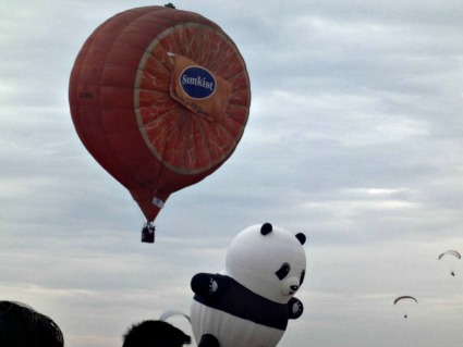 Philippines Hot Air Balloon 2013 Festival returns to Clark Pampanga 21-24 February