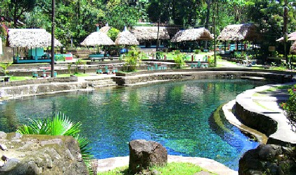 Irosin Hot Springs, Sorsogon