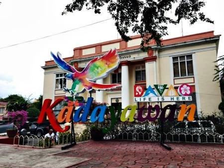 Davao City Gears up for Kadayawan Fest