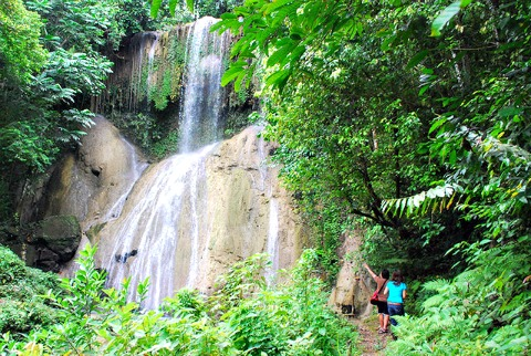 Kawasan Falls: Get Your Happy Feet  off to Trinidad's Well-Kept Secret
