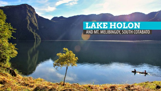 Lake Holon, Mt. Melebingoy, South Cotabato