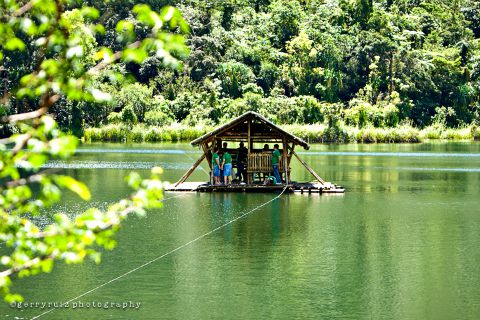 Agyla Lunches Eo-tourism Project at Lake Danao