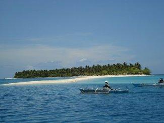 Leyte Philippines Kalanggaman Island