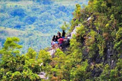 Leyte Town Turns Quarry Site Into Eco-Tourism Destination