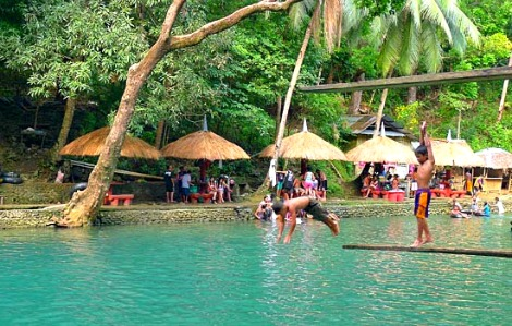 Pandan's Malumpati Spring, Bugang River Fast Becoming Antique's top Tourist Destination
