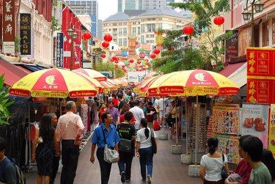 Manila Philippines Chinatown