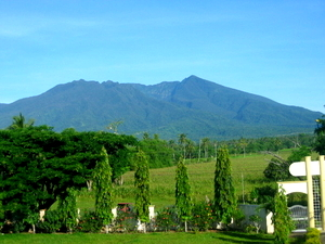 Mt. Isarog National Park