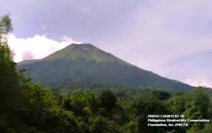 Mt. Kanlaon, Negros Occidental, Philippines