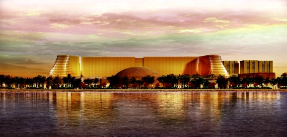 $2.4 Billion Okada Manila to Open Before the end of the Year