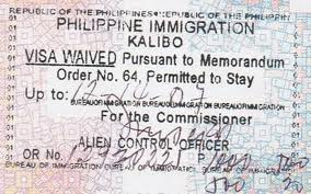 Philippine Visa