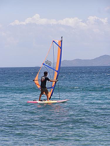 Philippine Wind Surfing