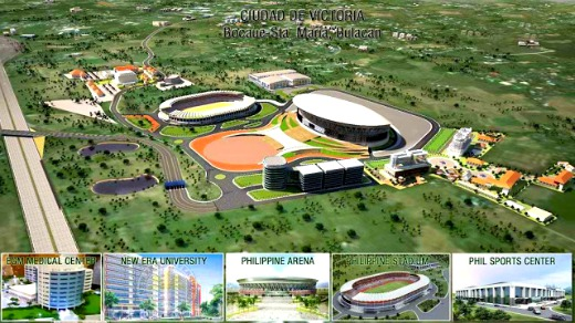 INC Inaugurates Philippine Arena in Bulacan