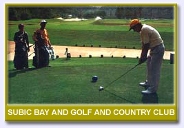Philippines Golf Subic