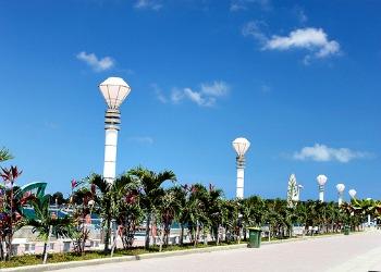 """Puerto Princesa Baywalk Park - Community-Based Sustainable Tourism"""" title="""