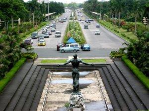Quezon City U.P. Diliman