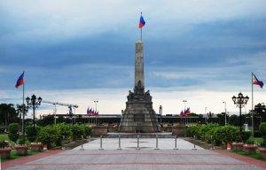 Jose Rizal Life Monument - Manila