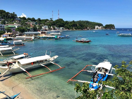 Philippines Declares Two Top Diving Sites as Water Quality Management Areas