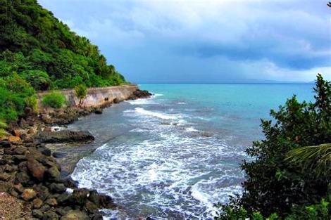 Samar Pacific Coastal Road