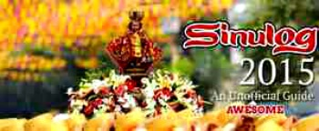 35th Sinulog Festival in January 2015 to be the Grandest Ever, Organizers Say