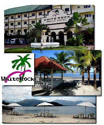 WhiteRock Beach Hotel - Subic Tourism