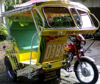 Tagum City Tricycle