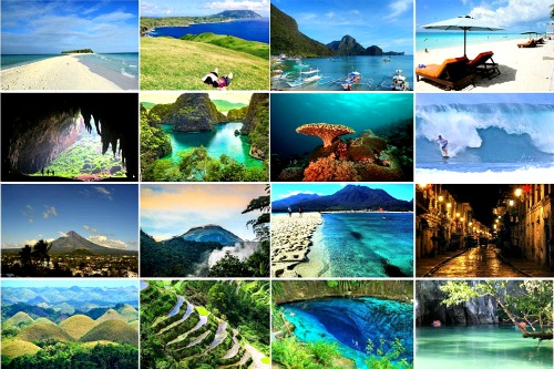 Destinations in the Philippines