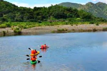 Water Sports Tourism Activities Roll in Ilocos Norte Dam