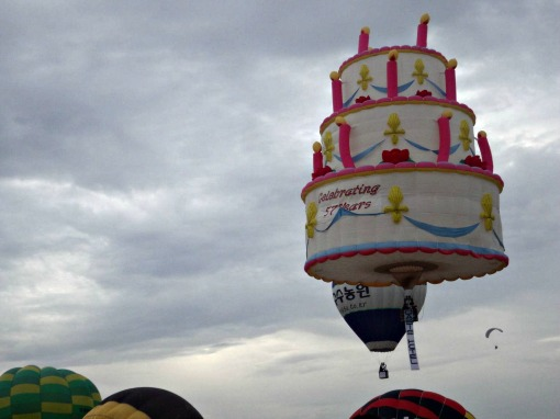 2014 Philippines Hot Air Balloon Festival Returns to Clark Pampanga in April