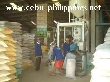 Rice Mill in the Philippines