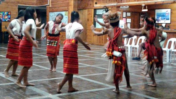 Ifugao Dancers, Philippines