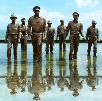 Leyte Gulf Philippines