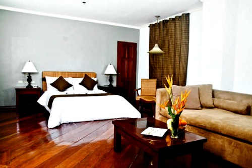 Up to 50% off at Bacolod Hotel; The Inns by the Oriental Bacolod