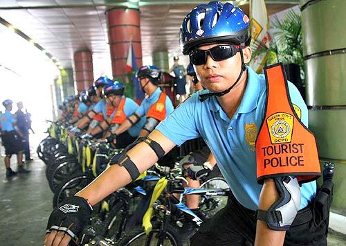 Baguio Tourism Police