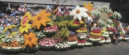 Panagbenga 2012- Baguio Flower Festival
